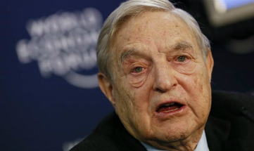 George Soros will pay thirty pieces of silver to any politician who will betray their people to serve him.