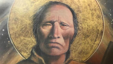 Black Elk may be the next Native American saint.