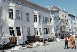 Scientists predict a major quake will hit California soon, but soon could mean in thirty years, or it could mean...today.