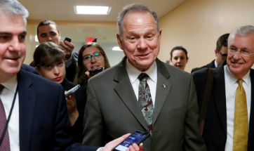 Roy Moore did not break any laws by dating young women early in his career. He has also been faithfully married since 1985.