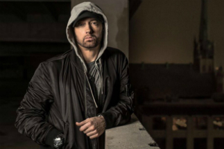 Eminem and other celebrities have spoken out against abortion.