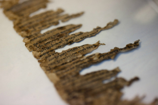 Scholars are decoding the last fragments of the Dead Sea Scrolls.