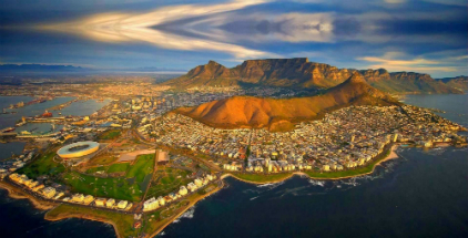 Cape Town is a city of 4 million people, and it is about to run out of water.