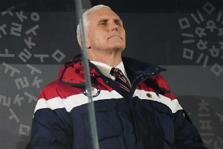 Vice President Mike Pence refused to stand at the entrance of the unified Korean team. Does this portend difficult times ahead?