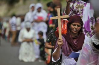 Christian persecution in India is on the rise.