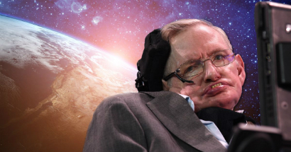 Stephen Hawking has contributed much to our understanding of space, time and black holes.