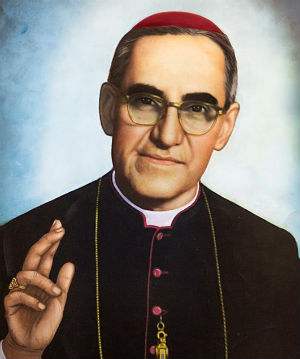 Bl. Oscar Romero was shot while celebrating Mass March 24, 1980.