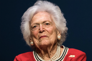 Barbara Bush, 92, has made the decision to begin palliative care. We pray for her.