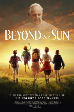 The first film, BEYOND THE SUN, releases on May 15th.