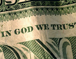 The phrase 'In God We Trust' is the official motto of the United States.
