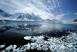 Scientists warn that ice melt is accelerating.