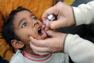 Vaccinations are essential to eradicaitng diseases like polio.
