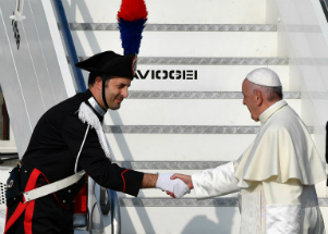 Pope Francis: Real ecumenism puts Christ over division