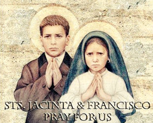 Sts. Francisco and Jacinta Marto are two of the youngest Catholic Saints.