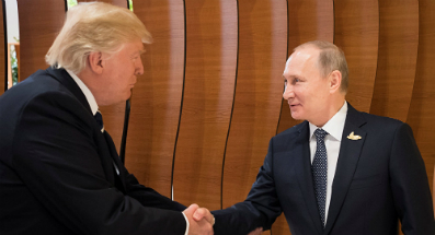 Trump and Putin met in Helsinki today for a historic summit many hope will decrease tensions around the globe.