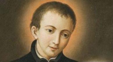 El Papa recuerda a San Estanislao de Kostka en el 450º aniversario de su muerte