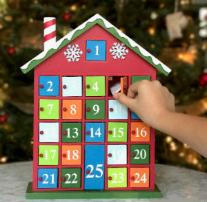Advent calendars originated in the 19th century.