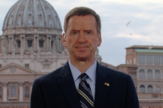 USAID head meets with Vatican officials to talk aid for Iraq