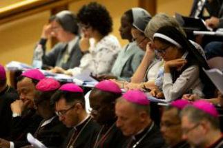 Vatican confirms synod's final report to be voted on part by part
