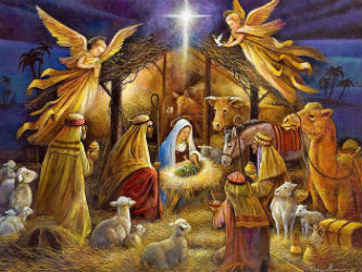 Image result for pictures of manger scenes