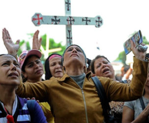 Copts have been nominated 'for their refusal to retaliate against deadly and ongoing persecution.'