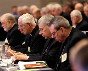 U.S. Bishops' vote on sex abuse reform cancelled by Vatican