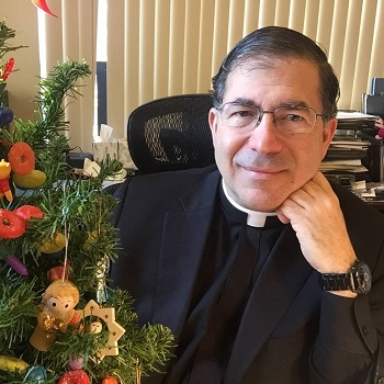 Fr Frank Pavone, National Director, Priests for Life