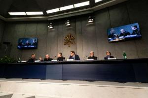 Vatican spokesman shifts focus to summit follow-up before abuse meeting begins