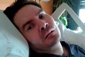 Severely disabled French man taken off, returned to life support