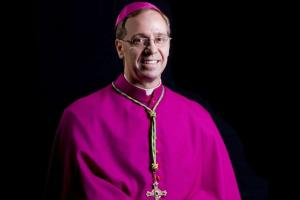 Cathedral High School in Indianapolis recognizes archbishop's oversight
