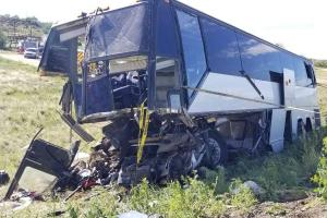 Catholic youth group involved in fatal Colorado bus crash