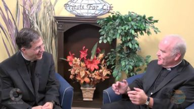 Fr. Frank Pavone discusses his pro-life vocation with Deacon Keith Fournier.