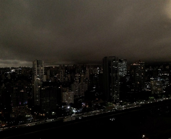 Smoke from the fires in the Amazon has turned day into night in Sao Paulo, and forced President Bolosonaro to take action.