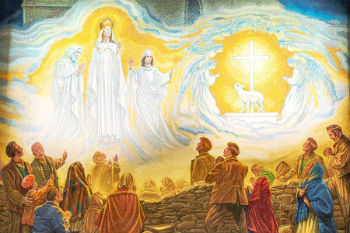 Miraculous healing at Knock Shrine