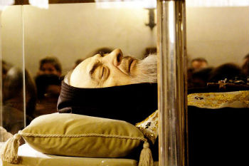 Padre Pio overcame suffering with hope, says Italian journalist
