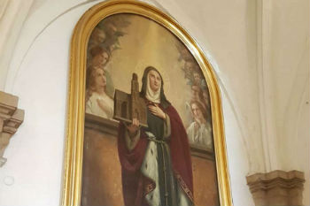 This princess saint was not Harry Potter's owl: St. Hedwig of Silesia
