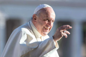 Pope Francis: God has a universal desire for salvation