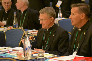 US bishops approve updated seminary program, Hispanic ministry efforts
