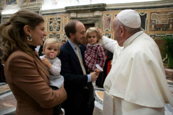 Pope Francis: Women's voices are needed in Vatican leadership