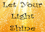 Image of Matthew 5:16 In the same way your light must shine in people's sight, so that, seeing your good works, they may give praise to your Father in heaven.