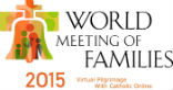 Image of Join the World Meeting of Families Virtual Pilgrimage. Grow with us in faith and receive prayers as we approach this historic event together.