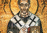 Image of St. John Chrysostom - Feastday September 13