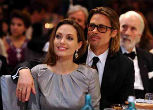Image of Brad Pitt and Angelina Jolie.