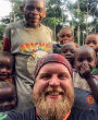 Image of Justin Wren now helps those the needy in Congo.