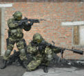 Image of Spetsnaz special forces.