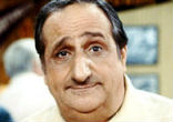Image of Actor Al Molinaro played long-suffering diner owner Big Al Delvecchio on the hit TV series