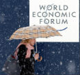 Image of The world economy is about to tank, or so it seems from the talk at Davos.