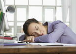 Image of Studies show a short nap at work and increase productivity, alertness, memory, and cognition.