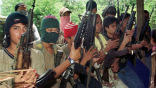 Image of Abu Sayyaf is an ISIS affiliate in the Philippines.