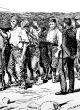 Image of Pope Francis spoke of oppression and exploitation during his homily (Pinterest).